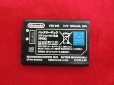 Nintendo Original Akku für 3DS und 2DS, CTR-003 (auch für Wii U Controller Pro)