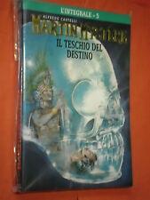MARTIN MYSTERE- ALFREDO CASTELLI- INTEGRALE -N°5- teschio - BROSSURATO- HAZARD