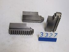 3  TEC chuck jaws for lathe(3327)