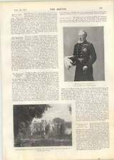 1901 The Late Lord Wantage Mr Robert Buchanan Sir Walter Besant