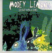 (CN421) Modey Lemon, Sleep Walkers - 2005 DJ CD