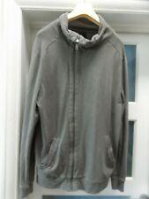Casual River Island mens mans sweatshirt in grey size Medium