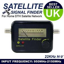 Mix Digital Satellite Finder Signal Meter for Aligning Dish UK STOCK NEW