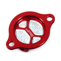 Oil Filter Covers Caps For Honda CRF CRF250R CRF250X 2005 2006 2007 2008 2009