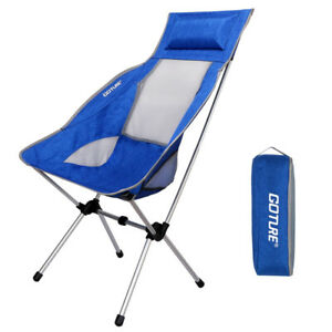Ultralight Portable Folding Fishing Chair Max Load 150kg Outdoor Sport with Bag