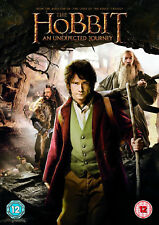 The Hobbit - An Unexpected Journey DVD New & Sealed 5051892143271