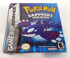 Pokemon Sapphire Version Nintendo Game Boy Advance GBA Brand New *Read Desc*