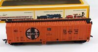 Bachmann 1122 Santa Fe 51' Steel Reefer Car SFRC 55360 HO Scale