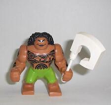 LEGO Disney - Maui - Figur Minifig Boot Riese Insel Te Fiti Moana Vaiana 41150
