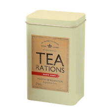 DADS ARMY TEA RATIONS TIN CANISTER RETRO KITCHEN STORAGE TV FILM VINTAGE WAR