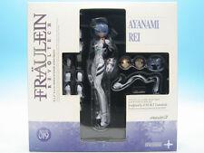 FRAULEIN REVOLTECH 019 Neon Genesis Evangelion Rei Ayanami ver. 2.0 Action F...
