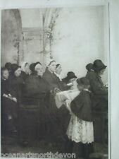 ANTIQUE PRINT 1901 LE PAIN BENIT P A J DAGNAN-BOUVERET VINTAGE ART PAINTING