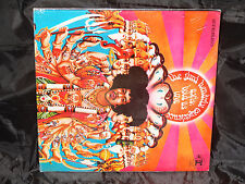Jimi Hendrix Axis Bold As Love SEALED 1968 ORIG 3-TONE LABEL? W/ HYPE STICKER