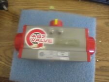 ABZ Valve Model: 40DA Actuator Valve.  New Old Stock <