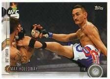 2015 Topps UFC Chronicles #153 Max Holloway