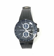 Oris Williams F1 Team Chronograph Black Stainless Steel Automatic 7563