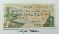 Banknote / Billet Indonesie INDONESIA - 1 RUPIAH 1961 UNC ✅