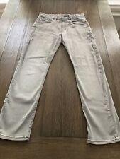 Tommy Bahama Men's Vintage Fit Gray Jeans 32 X 32 Denim