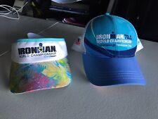 Ironman Women's Hat & Visor Kona Chattanooga 70.3