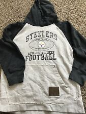 Pittsburgh Steelers Sweatshirt Youth Medium