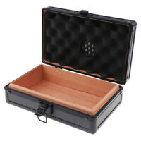 Waterproof Travel Cigar Humidor Case Box Holder Accessories for Men Gift