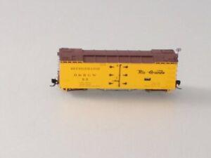 Blackstone Models B340803 HOn3 Rio Grande Refrigerator Car #55 EX