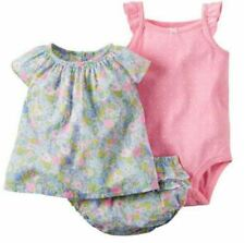 Carter's Fashionable Baby Romper 3 pcs