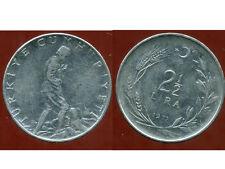 TURQUIE   2 1/2  lira 1972