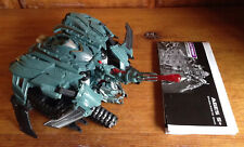 Transformers Revenge Of The Fallen ROTF Voyager Class Megatron 100% Complete