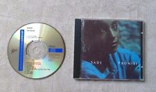 "CD AUDIO MUSIQUE / SADE ""PROMISE"" 11T CD ALBUM 1985 SOLFT ROCK"
