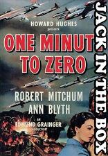 One Minute To Zero DVD NEW, FREE POSTAGE WITHIN AUSTRALIA REGION ALL