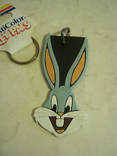 Warner Bros. Bugs Bunny Keychain by PlastiColor, New (JLD-1)