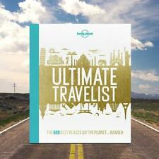 Lonely Planet Ultimate Travelist Book
