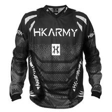 HK Army Paintball Freeline Free Line Playing Jersey - Graphite - X-Large XL