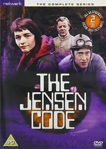 The Jensen Code - Complete (DVD, 2012, 2-Disc Set)