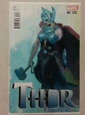 Thor #1 * 1st App Jane Foster as Thor * 1:50 Ribic Variant * 1st Print * NM *
