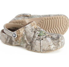 Crocs Winter Lined Realtree® Edge Clog - Men's Size 10 - Women's 12