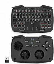New listing (Backlit Version)Rii Rk707 3 in 1 Multifunctional 2.4Ghz Wireless Portable Game