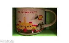You Are Here Vietnam Ho Chi Minh Starbucks Mug New Collection Oz 14 Box Rare Yah