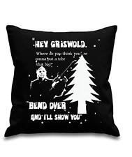 Lampoons CHRISTMAS VACATION - BIG TREE film quote - Cushion cover 45cm x 45cm