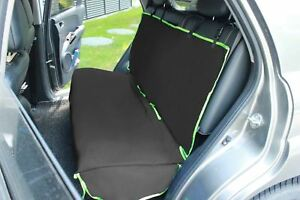Pet Life Mess-Free Back Seat Safety Car Seat Cover Protector For Children & Pets