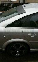 Opel Vauxhall Vectra C REAR WINDOW SPOILER ROOF EXTENSION SUN GUARD Cover trim