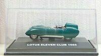 1/64 LaFesta Mille Miglia 1955 LOTUS ELEVEN CLUB diecast car model