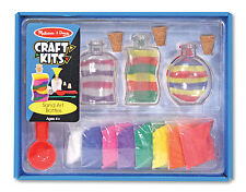Melissa & Doug Craft Kits Sand Art Bottles  #4232 BRAND  New