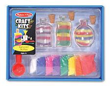 Melissa & Doug Craft Kits Sand Art Bottles  #4232 BRAND  New