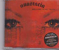 Anastacia-Welcome To My Truth cd maxi single