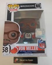 Funko Pop! Football 60 Von Miller Denver Broncos NFL Pop Vinyl Figure