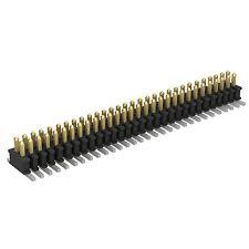 10 pcs.  FTS-120-01-L-DV  SMD-Stiftleiste 2x 20-polig  RM 1,27mm  SAMTEC NEU #BP