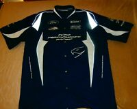 Ford Performance Racing FPR FPV Pit CREW Shirt Men 2XL 3M HITS V8 SUPERCARS