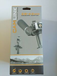 New Camlink DSA1 Digiscoping Adapter, pictures through your spotting scope.